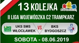 Zapowiedź XIII kolejki: UKS SMS Włocławek - BKS Bydgoszcz