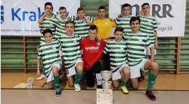 U15: Trampkarze wygrali halowy turniej z okazji Święta Niepodległości