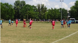 Olimpia Warszawa vs SEMP Warszawa 0:2 (0:1)