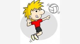 Mikołajkowo -Świąteczny Turniej Mini Piłki Siatkowej