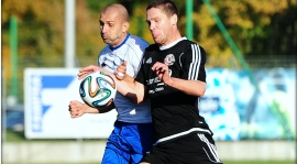 27. kolejka Nice 1 Ligi: MKS Kluczbork - Drutex-Bytovia Bytów