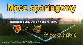 Sparing Nr. 1: KP Zarzecze - LZS Zdziary.