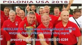 Polonia USA over 50 wyjeżdza do Polski