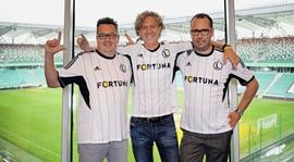 Wandzel: Legia to esencja piłkarskiej pasji