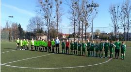 "LKS ""Sparta"" Lubliniec vs Śląsk Koszęcin"