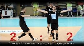I PLF: Remis z KS Futsal Oborniki