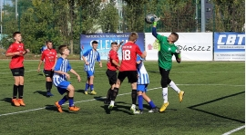 Młodzi piłkarze Chemika powołani do kadry województwa