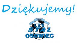 """Festyn """"Lato w Osowcu 2015""""-Podziękowania"""