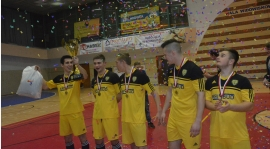 Puchar Ligi 2016/2017. Nagrody rozdane (relacja, zdjęcia, video).