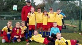 Turniej ligowy Junior E2 – Gościcino 07.10.2017