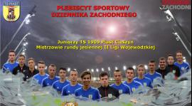 Juniorzy Drużyną Roku powiatu cieszyńskiego !!!