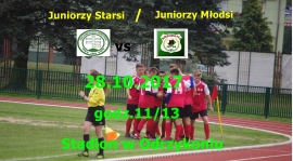 Ostatnie mecze drużyn młodzieżowych   Foto:Ry-Sa