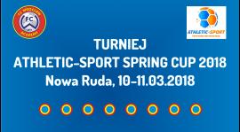 Turniej Athletic-Sport Spring Cup 2018