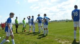 Juniorzy Starsi: Orzeł Pawonków 3 - 2 Jedność Boronów