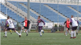 KS Euro-Car Wrzesina - GKS Szczytno 1:0 (1:0)