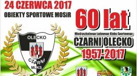 Mazur Pisz uczci 60 lecie Czarnych Olecko !