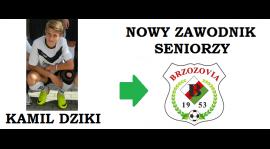 Kamil ponownie w Brzozovii