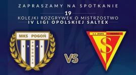 Komunikat dot. spotkania Pogoń Prudnik - Sparta Paczków