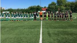 Olimpia Grudziądz - MUKS 1-5