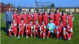 Orzeł Kawęczyn- Tur 1921 Turek II 3:0, młodzik D1, 2 liga okręgowa
