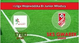 I LJM B1 I Tyski Sport S.A. - SKS GWAREK ZABRZE 1:1