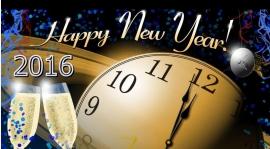 Szczęśliwego Nowego Roku 2016 !!!