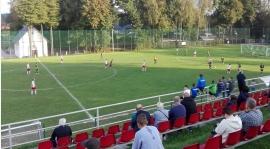 Mecz na styku w Polańczyku