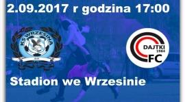 III kolejka: KS Euro-Car Wrzesina - FC II Dajtki Olsztyn