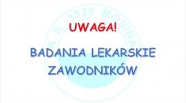BADANIA LEKARSKIE