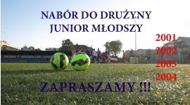 Junior Młodszy - Nabór