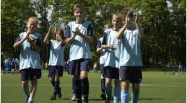 Mecze ligowe i turniej w Olecku