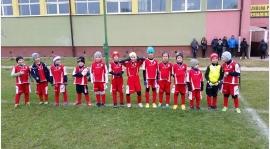 Rocznik 2009 i młodsi zremisowali 2-2 z Bronią Radom