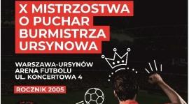 X Mistrzostwa Ursynowa o Puchar Burmistrza