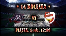 Płomień jedzie do Lidera !!! - Zapowiedź 14 kolejki