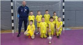 Arka Gdynia Christmas Cup - 2 miejsce w kat. U-8.