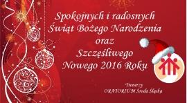 Wesołych Świąt 2015