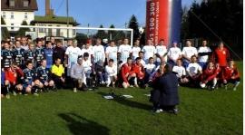 Zawodnicy Gorca na piłkarskim turnieju charytatywnym w Krościenku!