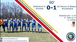 B-klasa: Polonia zaczyna wiosenną rundę zwycięstwem!