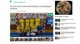Rybnik.com.pl o rozgrywkach DECATHLON Business Champions League