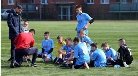 Kolejne mecze akademii.  Z kim zmierzą się młodzi piłkarze?