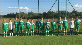 U13: Młodzicy walczą  o punkty w I lidze