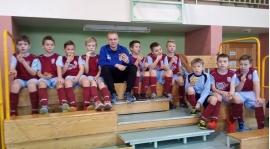 VI miejsce orlików w turnieju Warta Cup.