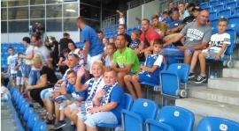 Ponad 50 osób na meczu Lech - Wisła