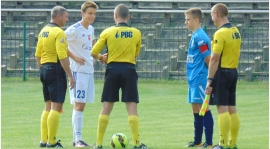 Górnik Konin 2-6 Kania Gostyń (I Liga Juniora)