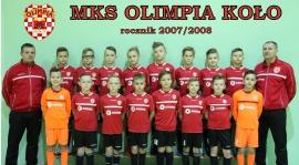 ROCZNIK 2007/2008: Młodziki Olimpii Koło najlepsi w Plebiscycie Głosu Wielkopolskiego