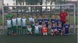 "LKS ""Sparta"" Lubliniec vs Sporting Football Academy"