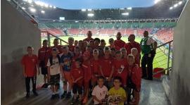 Czaniecka Młodzież podczas półfinału Euro U21!