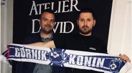 Atelier Dawid sponsorem Górnika Konin