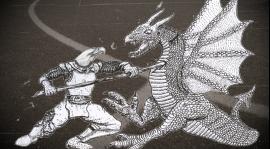 Seniorzy: Orzeł Pawonków 4-1 Dragon Rusinowice
