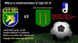 XXI Kolejka - GKS Grunwald Gierzwałd